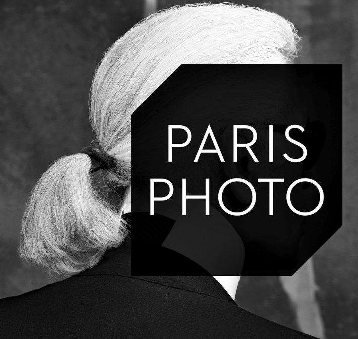 Works in new book from STEIDL: Paris Photo by Karl Lagerfeldt